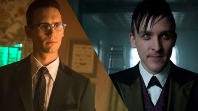 Paris Manga & Sci-Fi Show : Robin Lord Taylor et Cory Michael Smith (Gotham) invités