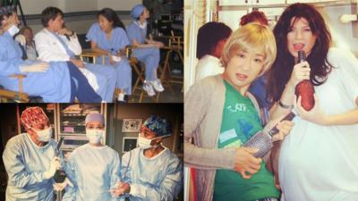 Grey's Anatomy : les photos des coulisses que vous n'avez (peut-être) jamais vues