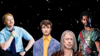 10 acteurs de Harry Potter qui sont revenus dans des séries cette année