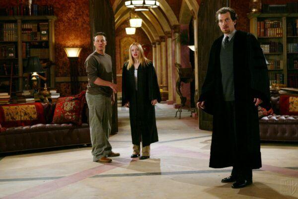 charmed magic school