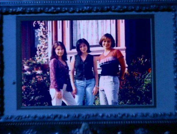 charmed photo soeurs halliwell