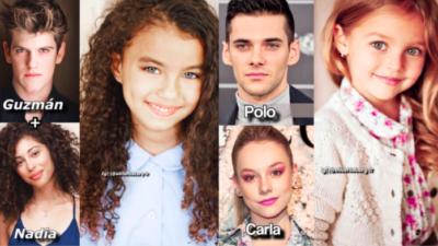 Nadia/Guzman, Carla/Polo, Nano/Marina… Un fan a imaginé les enfants des personnages d'Elite