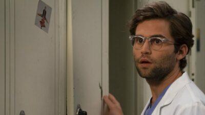 Grey's Anatomy : Jake Borelli (Schmitt) fait son coming-out grâce à la série