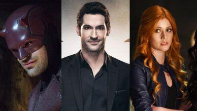 Daredevil, Shadowhunters, Lucifer : 16 séries cool annulées en 2018