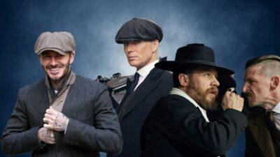 Peaky Blinders : David Beckham lance une collection en collaboration avec la série
