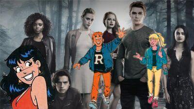 Sauras-tu reconnaître ces persos de Riverdale dans les comics ?