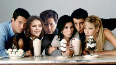 Refais le casting de Friends et on devinera quel pote tu es