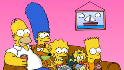 10 fois où des séries ont fait référence aux Simpson