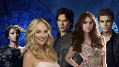 Balance ton signe astro, on te dira quel perso de The Vampire Diaries tu es