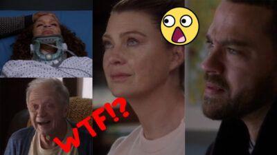 16 questions bêtes qu'on s'est posées devant l'épisode 11 de la saison 15 de Grey's Anatomy