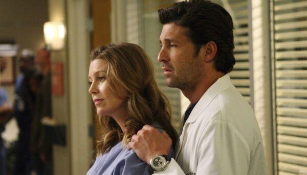 Meredith Grey Derek Shepherd - grey's anatomy