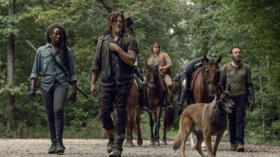 The Walking Dead : vous êtes TOUS passés à côté de ce détail majeur dans le trailer de la saison 9