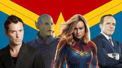 Captain Marvel : dans quelles séries retrouver le casting du film ?