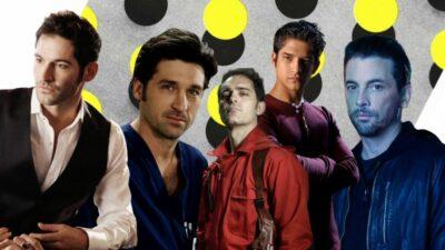 Choisis 3 beaux gosses de séries, on te dira quel genre de mecs est fait pour toi #2