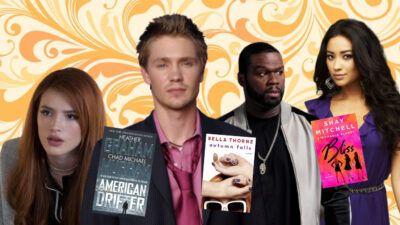 10 stars de séries qui ont écrit des romans de fiction