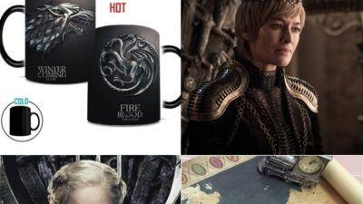 Tasses, cartes de Westeros… On se gâte en attendant la saison 8 de Game of Thrones