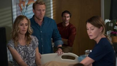 Grey's Anatomy : Megan Hunt (Abigail Spencer) de retour dans la saison 15
