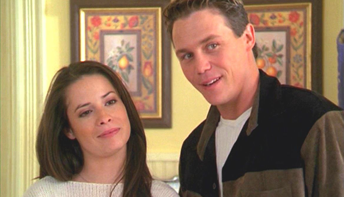 Holly Marie Combs et Brian Krause - Charmed