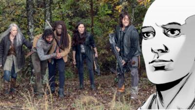 The Walking Dead saison 9 : les différences entre la série et les comics pour la tuerie d'Alpha