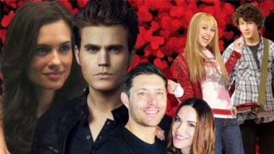 16 acteurs qui étaient en couple avant de jouer dans la même série
