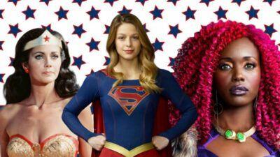 De Wonder Woman à Supergirl : l'évolution des super héroïnes dans les séries