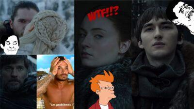 21 questions bêtes qu'on s'est posées devant l'épisode 1 de la saison 8 de Game of Thrones