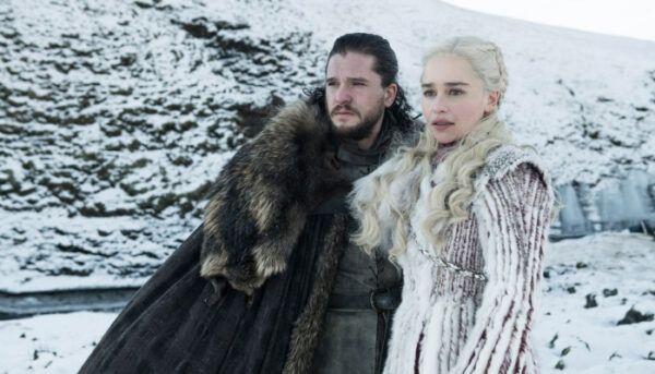 game of thrones, jon, daenerys