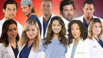 Quiz : choisis un perso féminin de Grey's Anatomy, on te dira quel mec de la série est fait pour toi