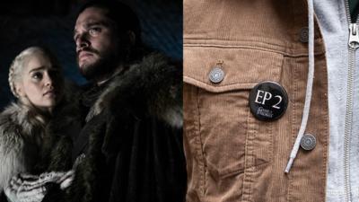 Game of Thrones, saison 8 : découvrez les badges qui empêchent vos amis de vous spoiler