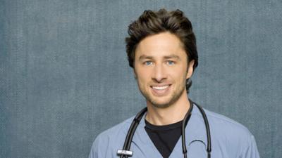 Scrubs : le clin d'oeil de Zach Braff pour la promotion d'Alex Inc, sa nouvelle série