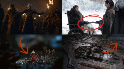 Game of Thrones, saison 8 : 11 détails de l'épisode 3 que vous avez loupés
