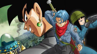 Réponds à ces questions Dragon Ball, on te dira quel personnage de l'arc Trunks du Futur tu es