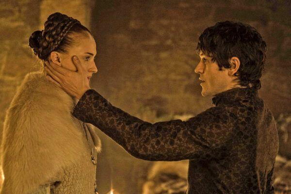 game of thrones Sansa Ramsay bolton