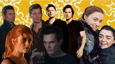Supernatural, The Vampire Diaries : ces frères et soeurs de séries qui sont BFF dans la vie