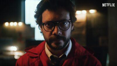 La Casa de Papel saison 3 : un teaser choc avec le Professeur