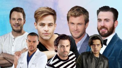 Choisis ton Chris d'Hollywood préféré, on te dira qui est ton crush de séries