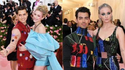 Nina Dobrev, Cole Sprouse… 24 incroyables tenues de stars de séries au Met Gala