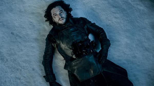 Jon Snow mort