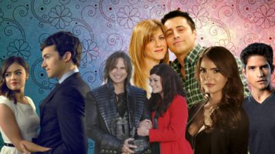 Pretty Little Liars, Teen Wolf, Friends… 10 couples de séries pas du tout crédibles #3