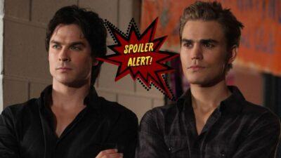 The Vampire Diaries : l'adorable photo de la réunion des frères Salvatore sur Instagram