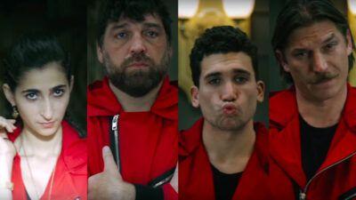 La Casa de Papel : une nouvelle photo des braqueurs et un teaser alléchant pour la saison 3