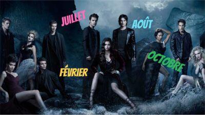 QUIZ : quel perso de The Vampire Diaries es-tu en fonction de ton mois de naissance ?