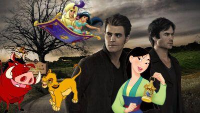 Quiz : tes préférences Disney nous diront si t'es plus Damon ou Stefan Salvatore