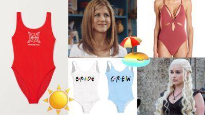 Summer is coming ! 10 maillots de bain de séries cultes pour cet été