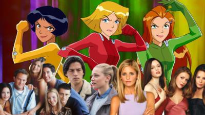 Choisis tes séries préférées, on te dira quelle Totally Spies tu es