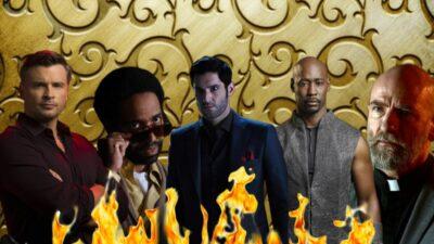 Lucifer : top 10 des meilleurs méchants de la série