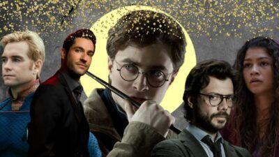 Clique sur ta série du moment, on te dira le rôle de Harry Potter dans ta vie
