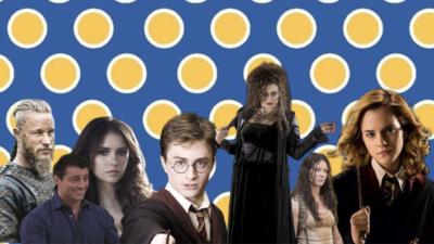 Choisis ton perso préféré de Harry Potter, on devinera ta série culte