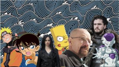 Choisis ton personnage de séries préféré, on te dira quel perso d'anime tu es