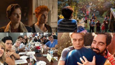 Riverdale : les premières photos du tournage de la saison 4